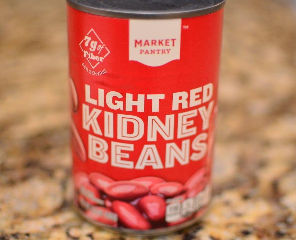 Market Pantry light red kidney beans