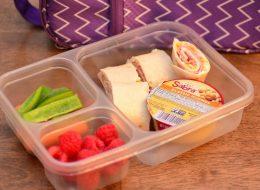 Kids' School Lunchbox Ideas