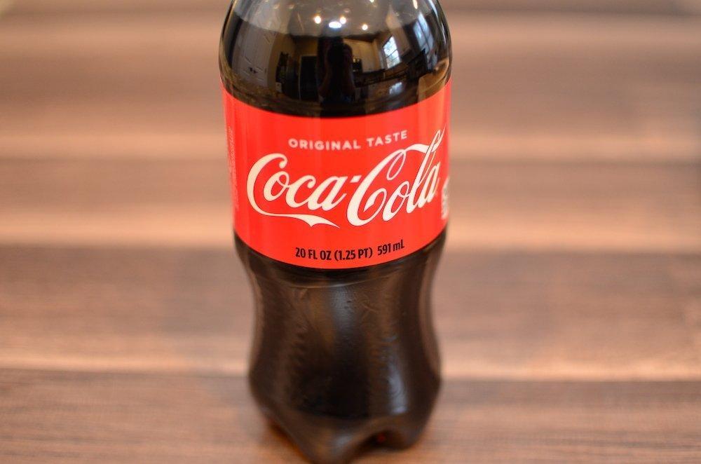 20 oz Coca-Cola