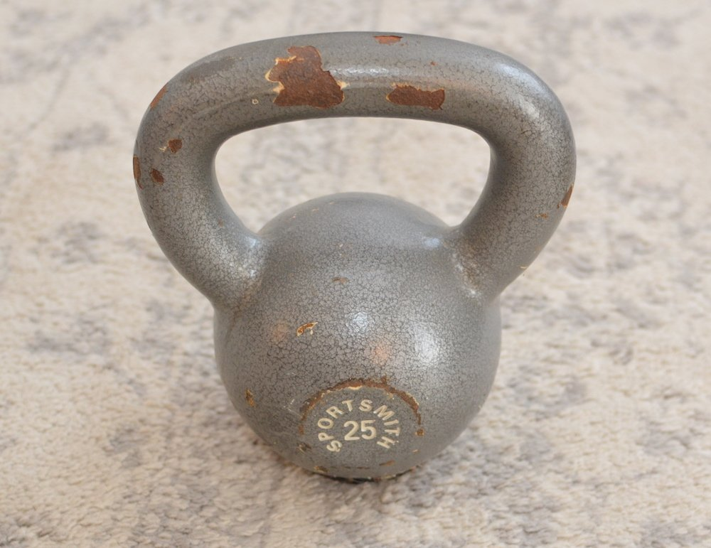 Kettlebell used for exercising inside used for exercise tips for busy moms